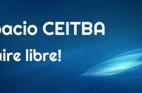 Nuevo espacio para el CEITBA: Al aire libre!