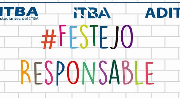 #FestejoResponsable