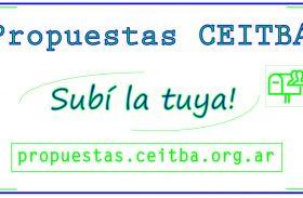 Propuestas CEITBA
